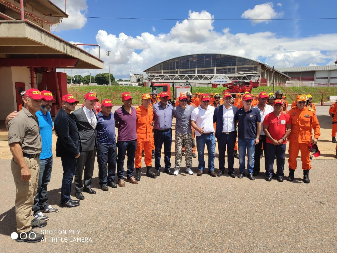 Ambiental Tecnol inaugura novo simulador de incêndio para o Corpo de Bombeiros (14)