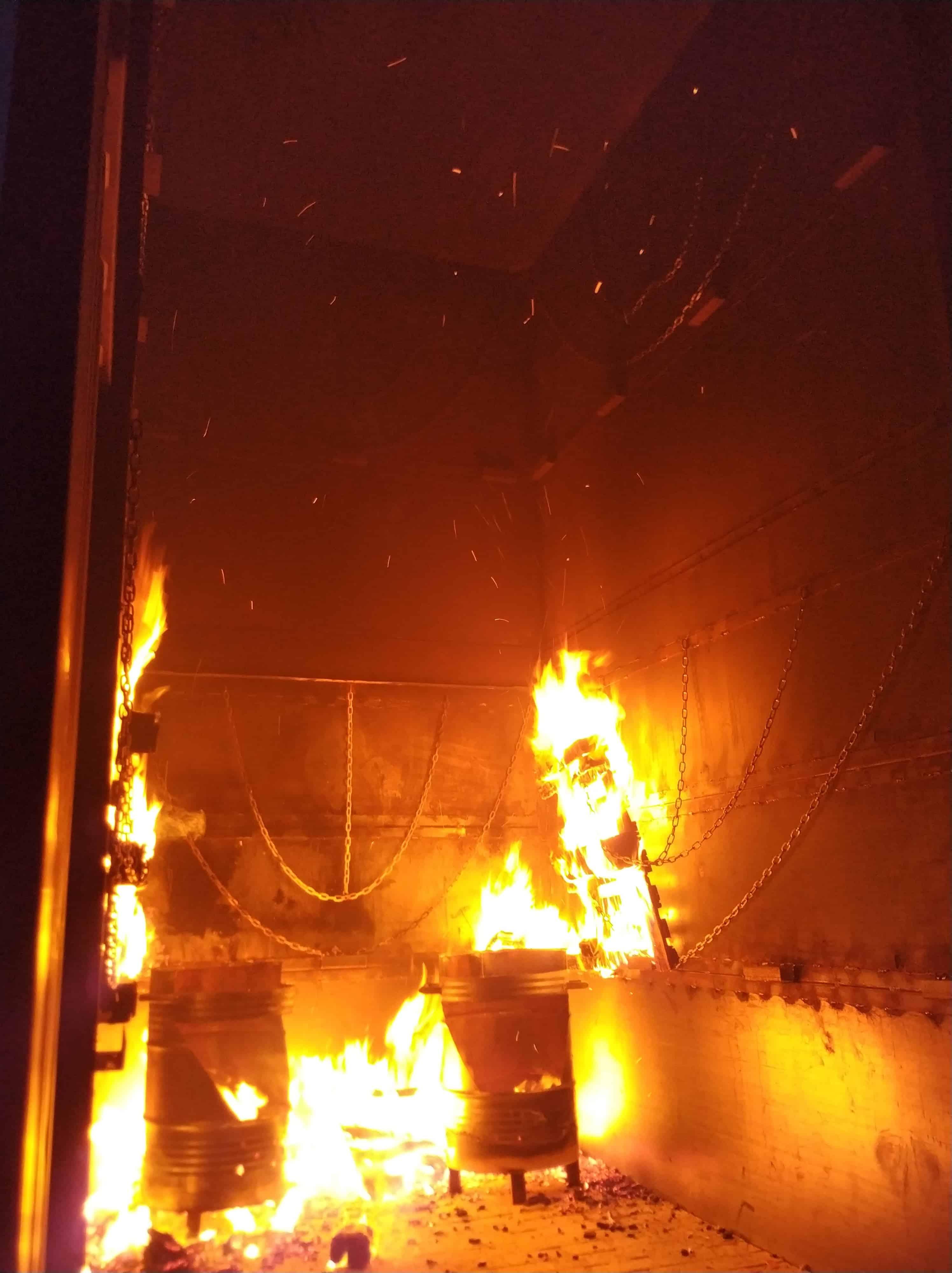 Ambiental Tecnol inaugura novo simulador de incêndio para o Corpo de Bombeiros (5)