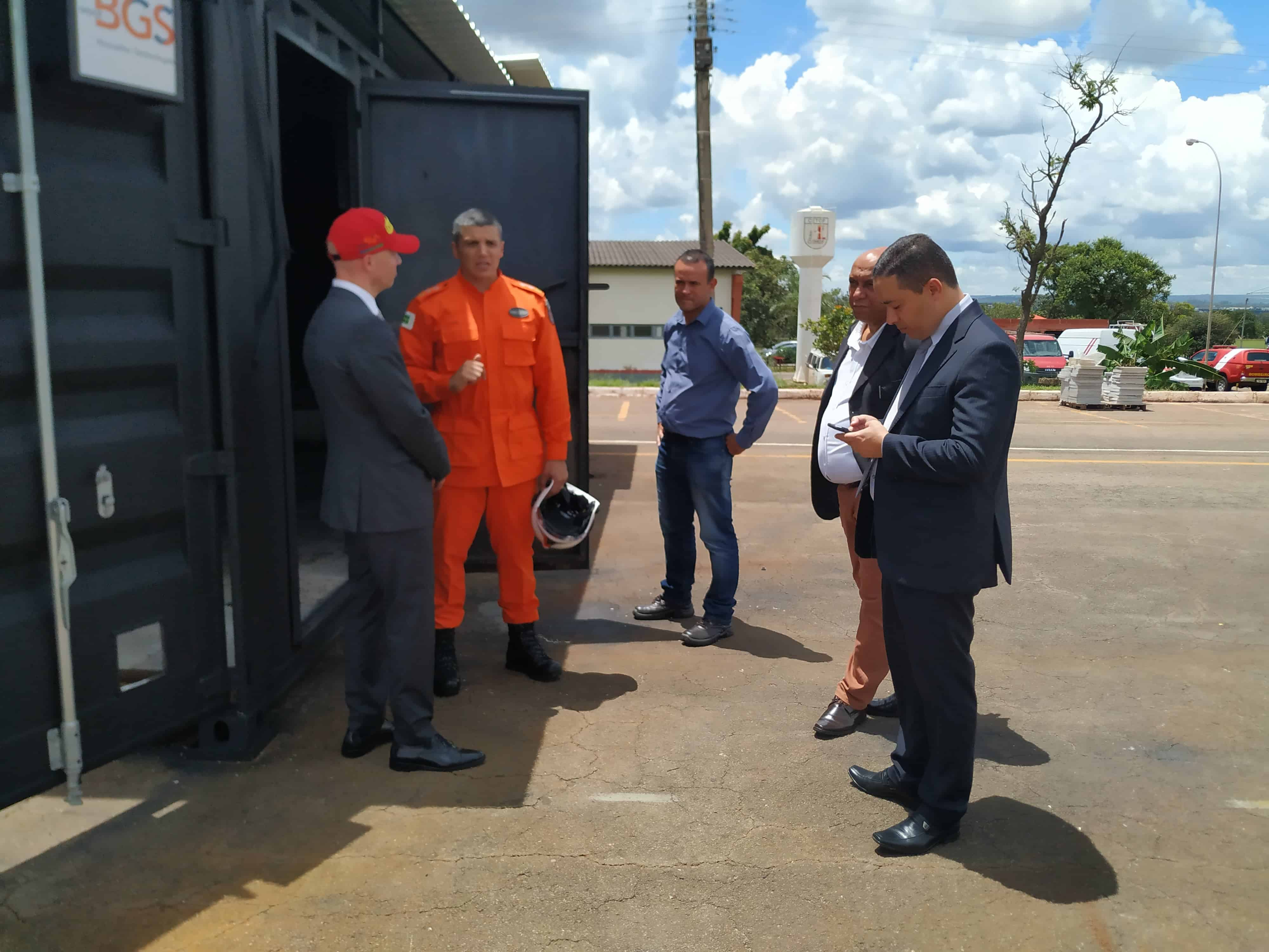 Ambiental Tecnol inaugura novo simulador de incêndio para o Corpo de Bombeiros (9)